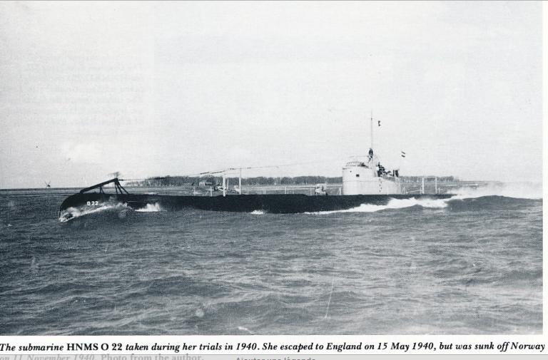 Les sous-marins néerlandais O22_1910