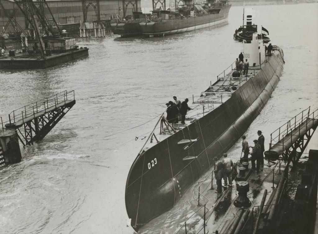 Les sous-marins néerlandais O23_1910
