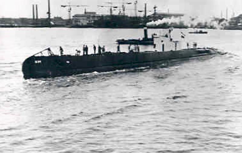 Les sous-marins néerlandais O24_1910