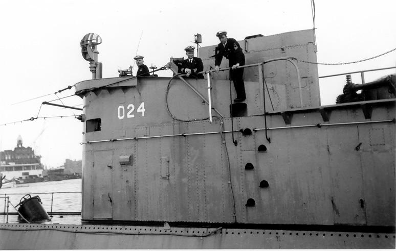 Les sous-marins néerlandais O24_1912
