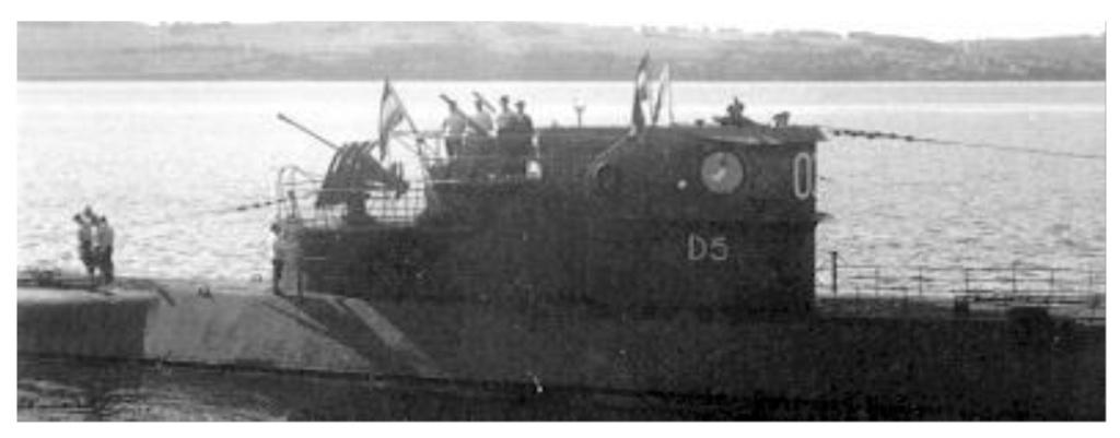 Les sous-marins néerlandais - Page 2 O27_1910