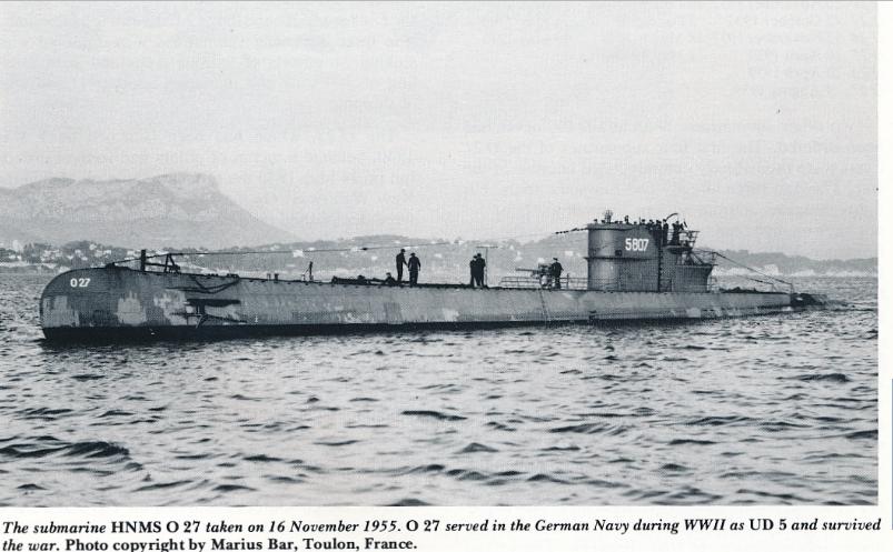 Les sous-marins néerlandais - Page 2 O27_1911