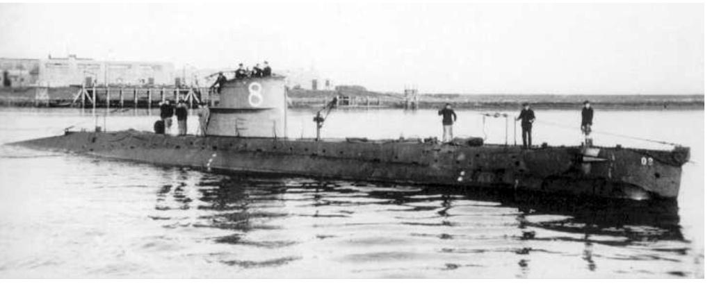 Les sous-marins néerlandais O8_cap10