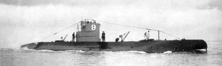 Les sous-marins néerlandais O910