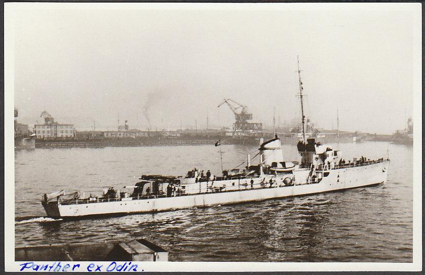 Marine norvégienne  Odin_210