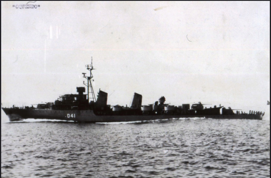 Destroyers; torpilleurs et avisos torpilleurs espagnols Oquend10