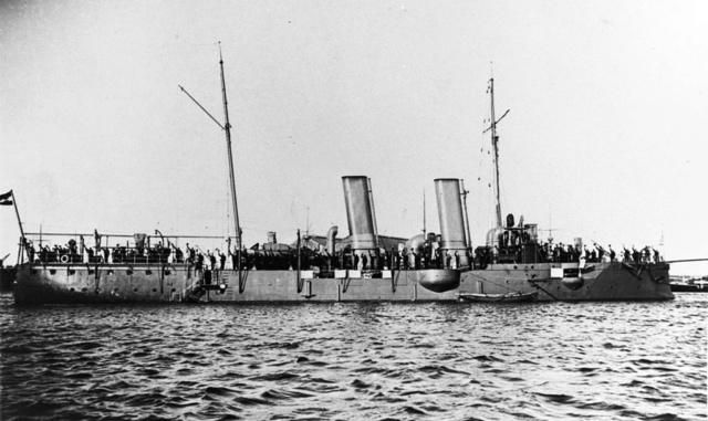 Marine Austro-Hongroise  - Page 3 Panthe10