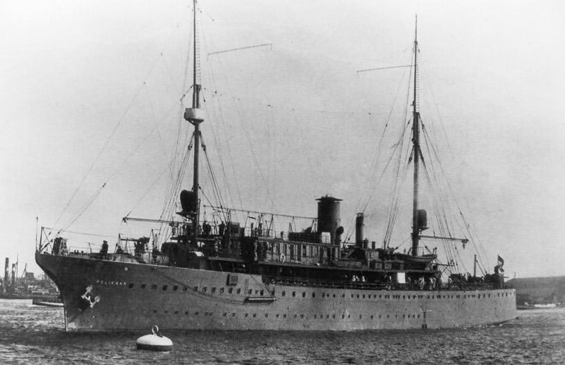 La Marine néerlandaise sauf cuirassés,croiseurs,destroyers  - Page 2 Pelika10