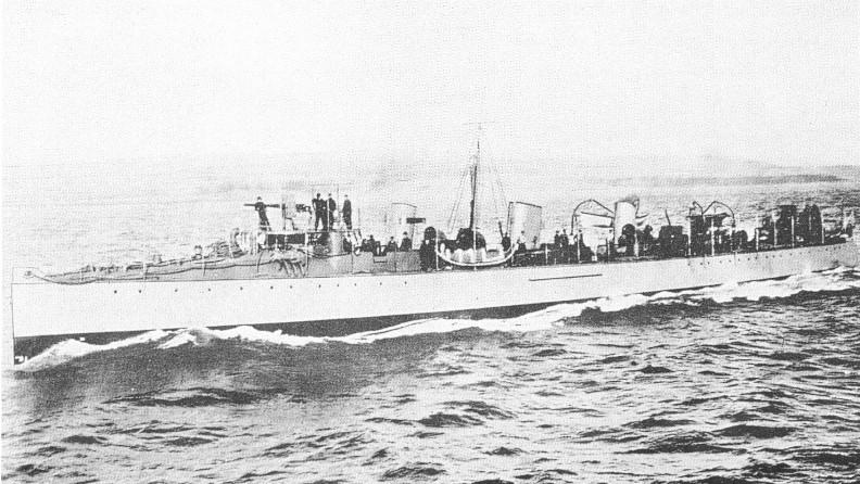 Destroyers; torpilleurs et avisos torpilleurs espagnols Pluton10