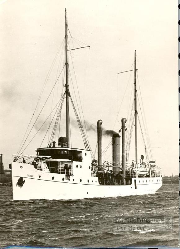 La Marine néerlandaise sauf cuirassés,croiseurs,destroyers  - Page 2 Pollux12