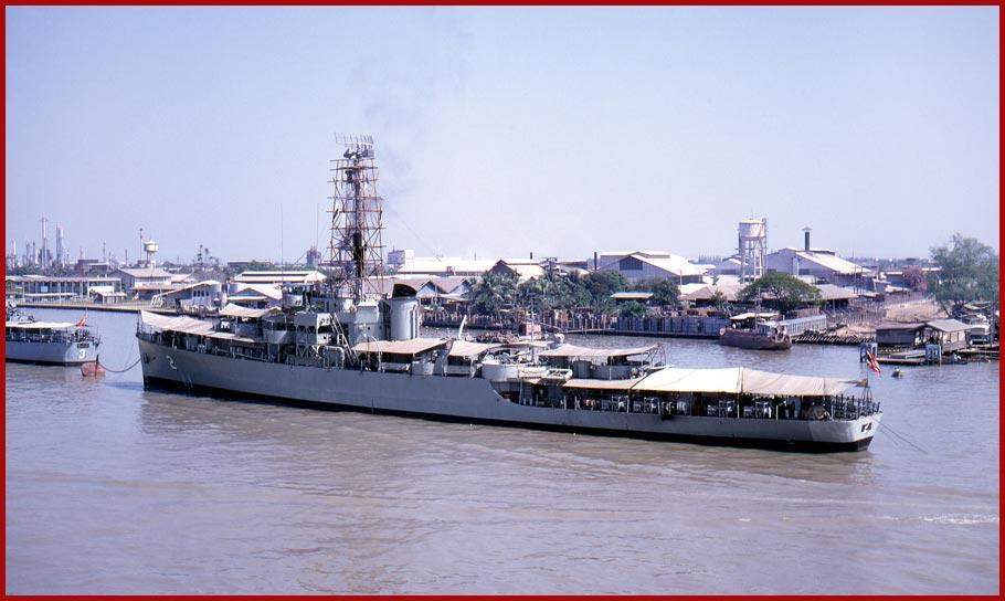 Marine thaïlandaise  Prasae11