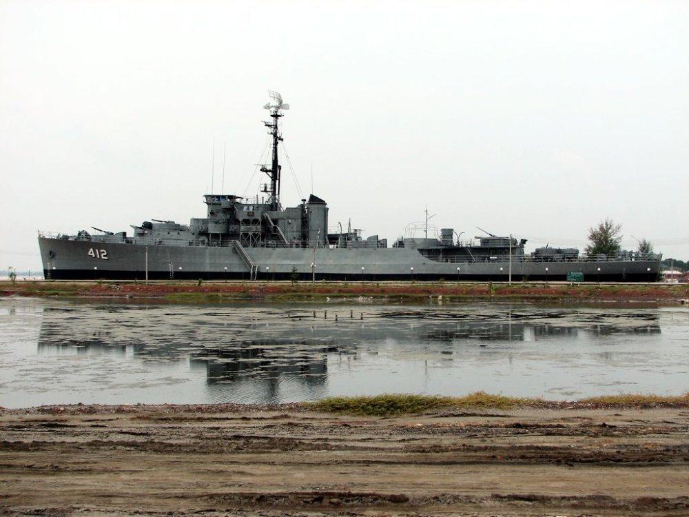 Marine thaïlandaise  Prasae12