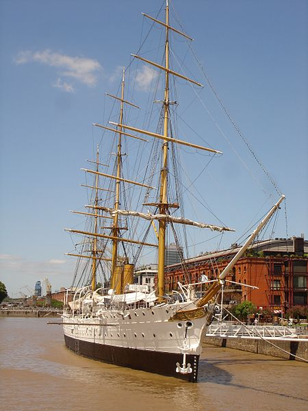 Marine argentine Presid12