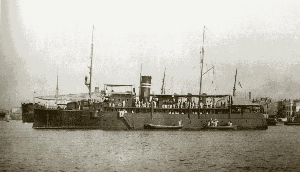 Marine turque Prevez11