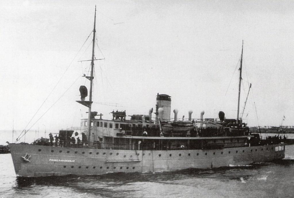 La Marine néerlandaise sauf cuirassés,croiseurs,destroyers  - Page 2 Prins_10