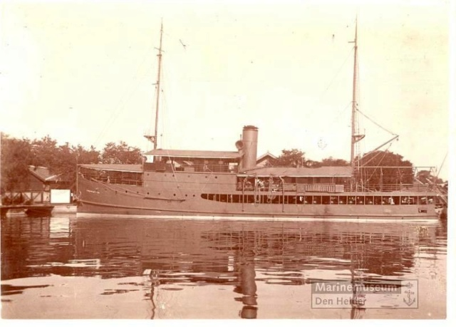 La Marine néerlandaise sauf cuirassés,croiseurs,destroyers  Pro_pa10