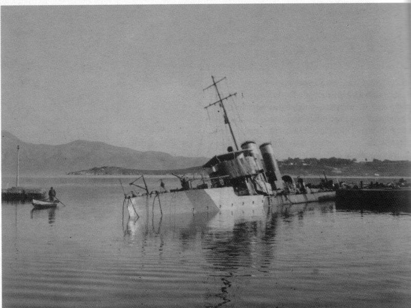 Marine grecque  - Page 2 Prouss10