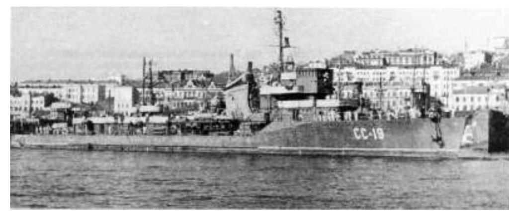 Destroyers russes/Soviétiques  - Page 10 Rastor10
