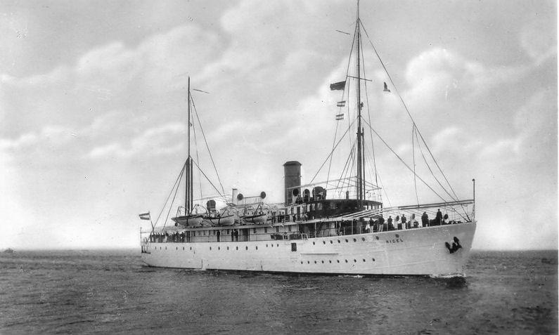 La Marine néerlandaise sauf cuirassés,croiseurs,destroyers  - Page 2 Rigel10