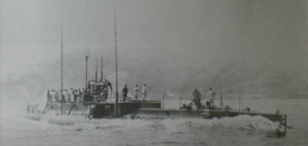 Les sous-marins japonais jusqu'en 1945 Ro-11-10