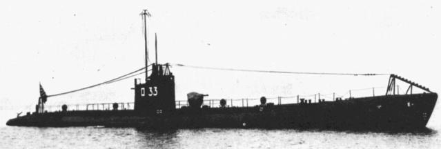 Les sous-marins japonais jusqu'en 1945 - Page 2 Ro-3310