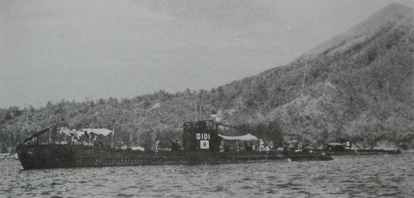 Les sous-marins japonais jusqu'en 1945 - Page 3 Ro101-10