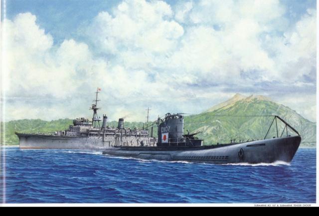 Les sous-marins japonais jusqu'en 1945 - Page 3 Ro10710