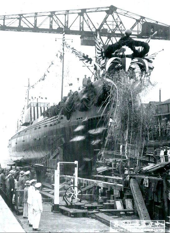 Les sous-marins japonais jusqu'en 1945 - Page 3 Ro37_110