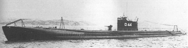 Les sous-marins japonais jusqu'en 1945 - Page 3 Ro44_j10