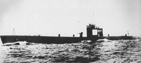 Les sous-marins japonais jusqu'en 1945 - Page 3 Ro50_110