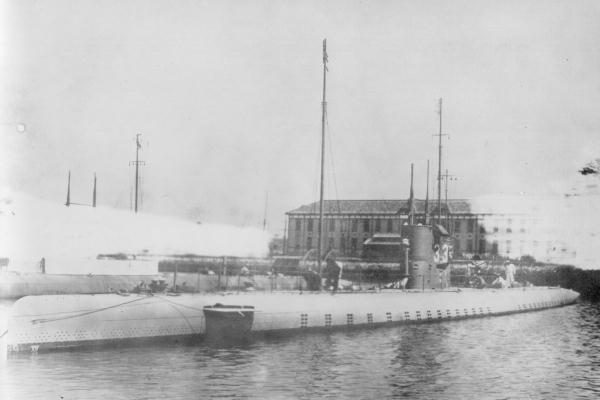 Les sous-marins japonais jusqu'en 1945 Ro5_1912