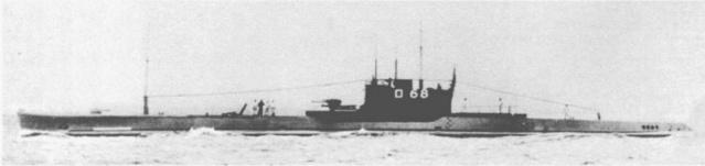 Les sous-marins japonais jusqu'en 1945 Ro68_110