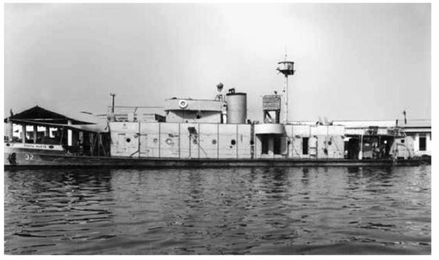 Marine Colombienne Santa_10