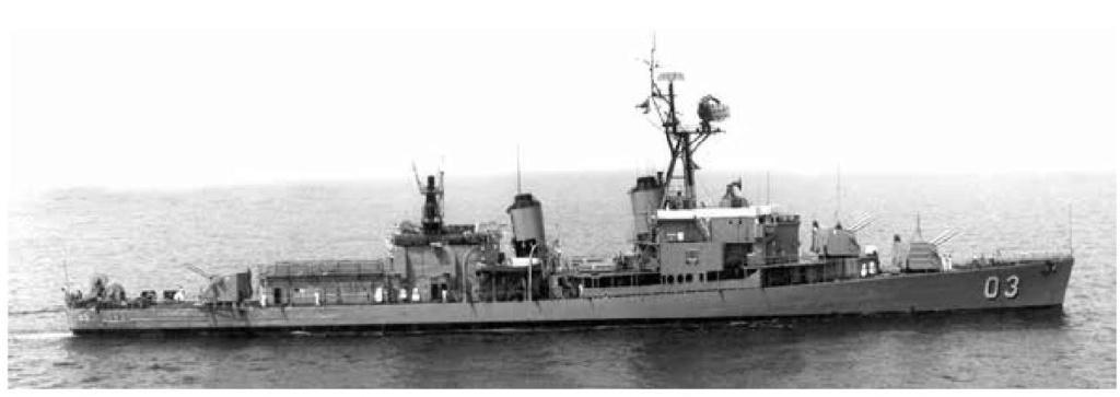Marine Colombienne Santan10