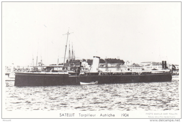 Marine Austro-Hongroise  - Page 2 Satell10