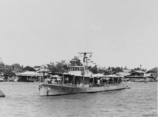 Marine thaïlandaise  Sattah10