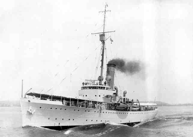 Les navires du Coast Guard Service des Etats-Unis Sebago10