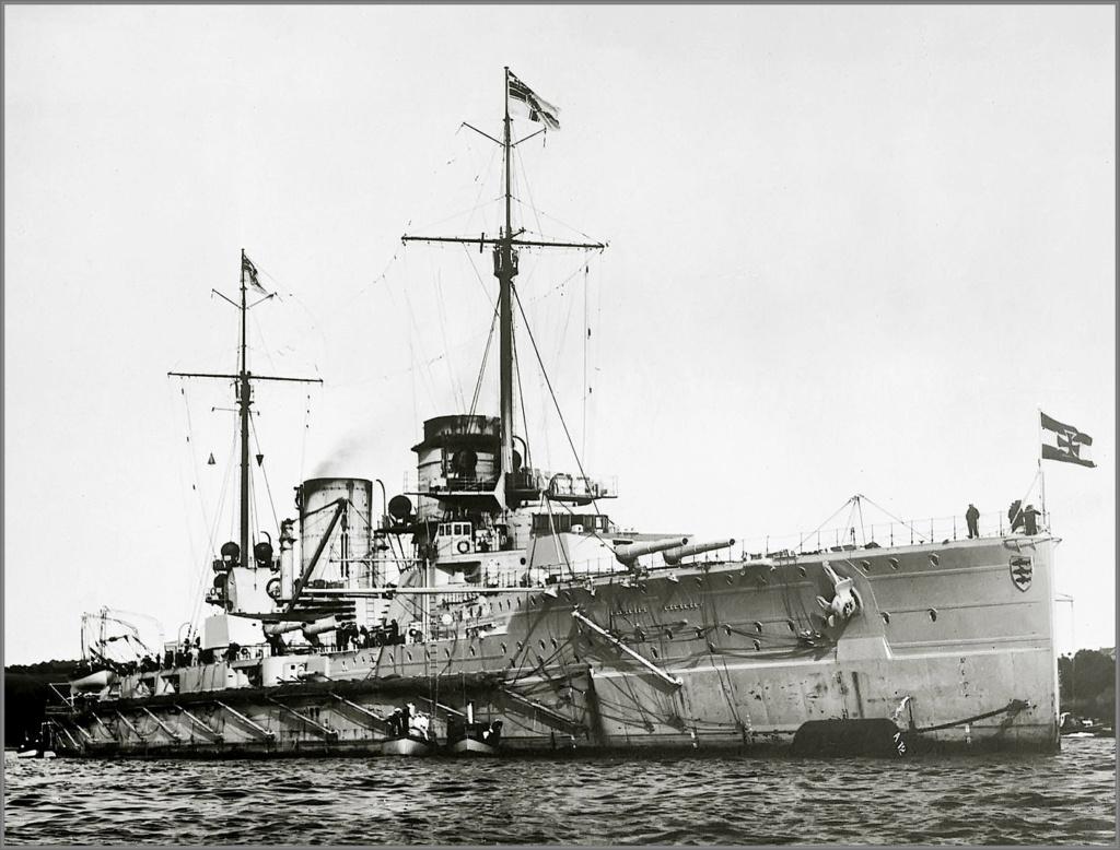 Croiseurs de bataille allemands - Page 2 Seydli12