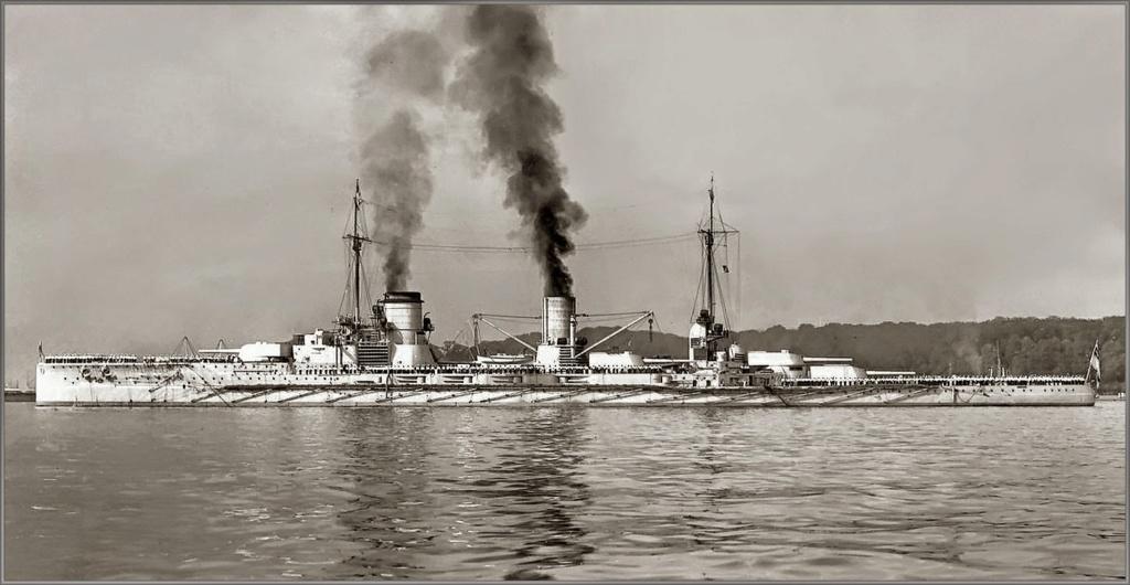 Croiseurs de bataille allemands - Page 2 Seydli13