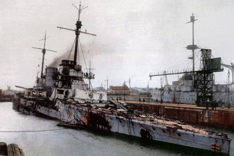 Croiseurs de bataille allemands - Page 2 Seydli14