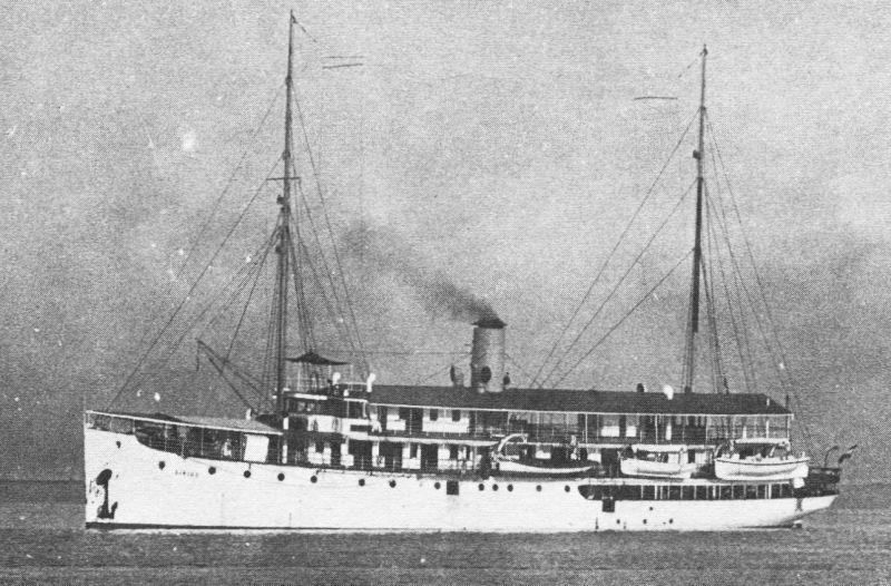 La Marine néerlandaise sauf cuirassés,croiseurs,destroyers  - Page 2 Sirius10