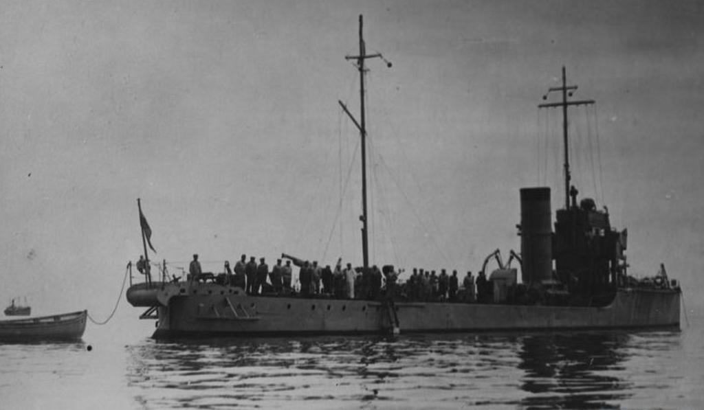 Marine polonaise  Slazak10