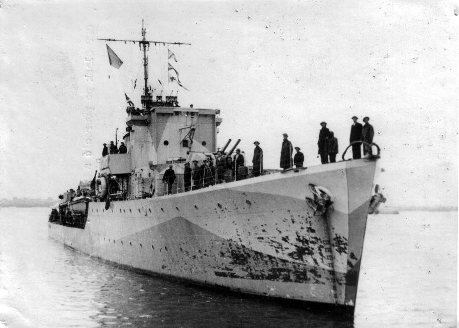 Marine polonaise  Slazak11