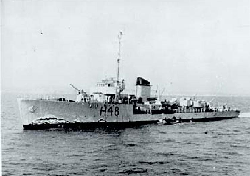 Marine norvégienne  Sleipn10