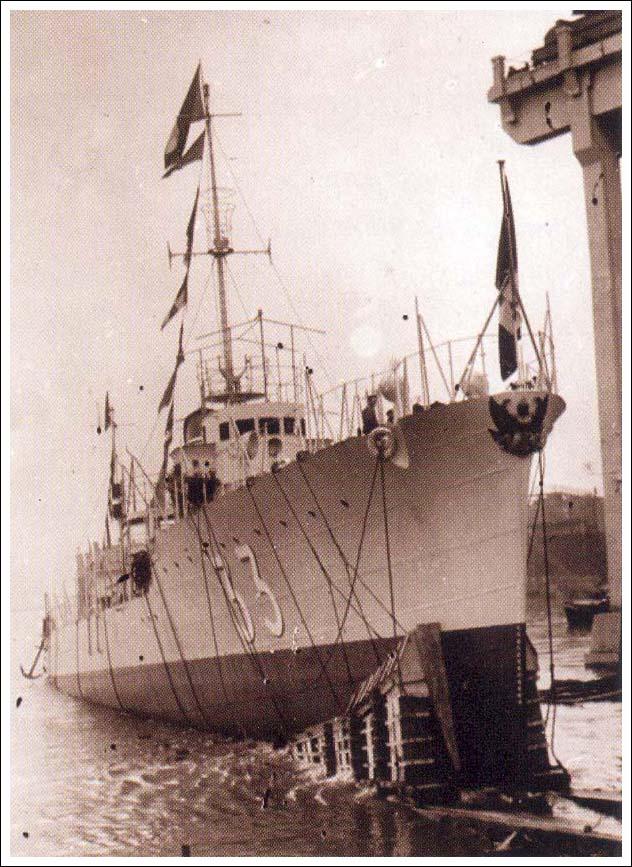 Marine thaïlandaise  Songkl10
