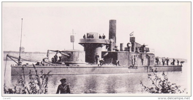 Marine Austro-Hongroise  - Page 3 Szamos10