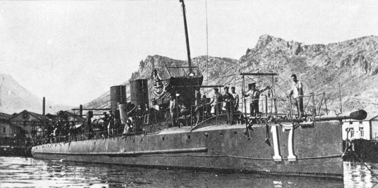 Destroyers; torpilleurs et avisos torpilleurs espagnols T1710