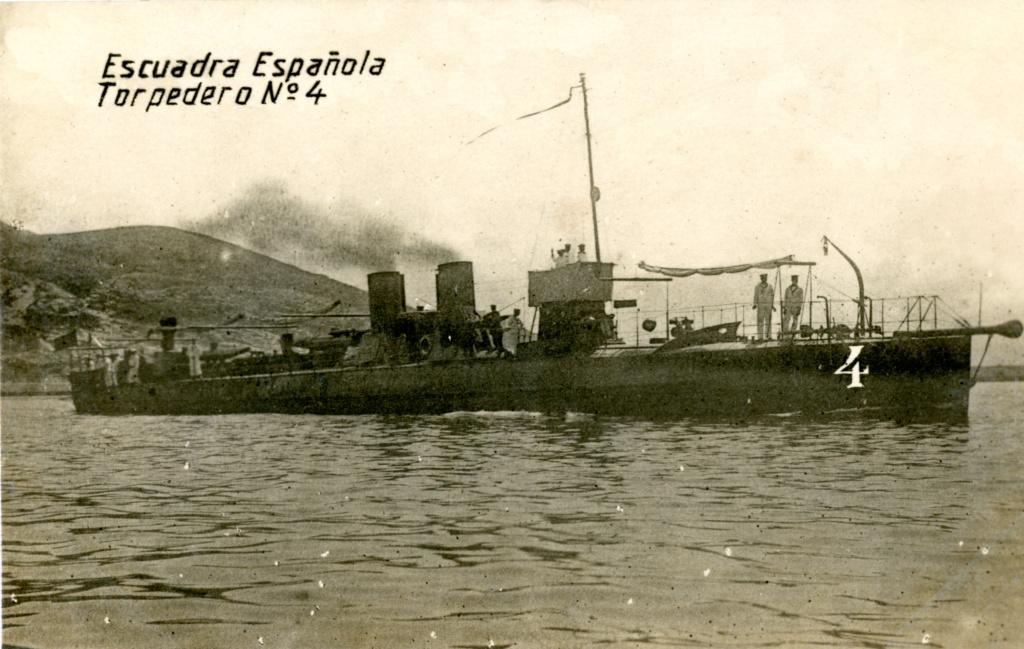Destroyers; torpilleurs et avisos torpilleurs espagnols T4_c6a10