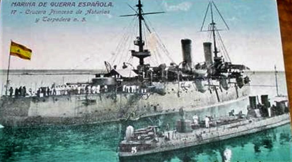 Destroyers; torpilleurs et avisos torpilleurs espagnols T5_et_10