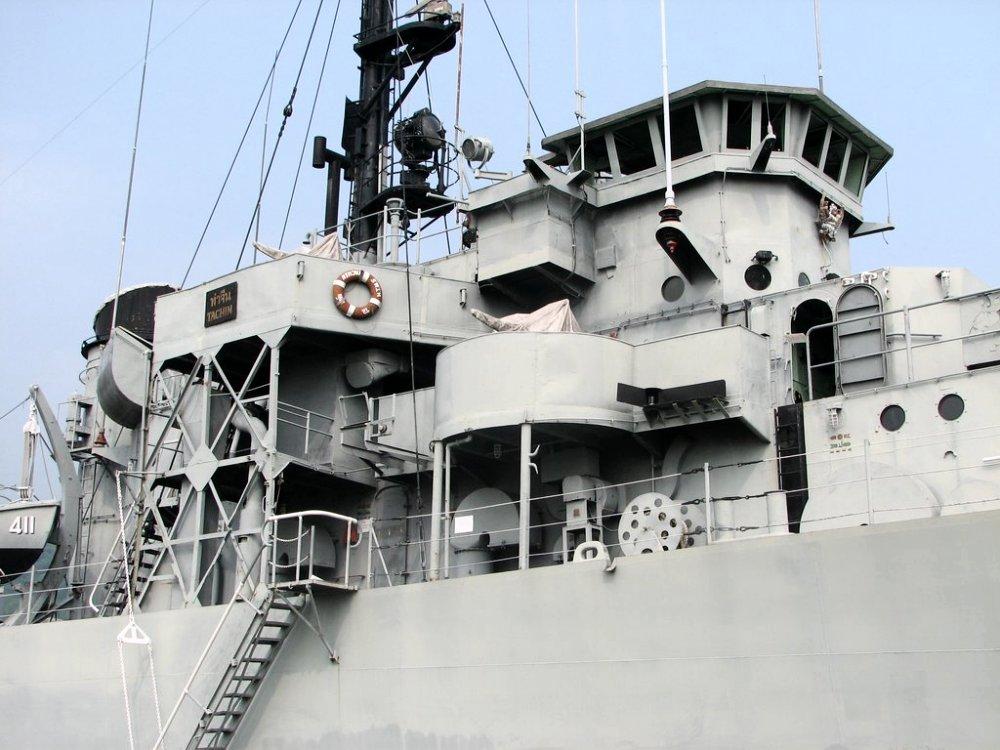 Marine thaïlandaise  Tachin11